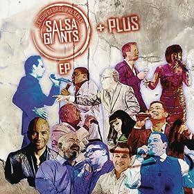 Amazon.com: Sergio George Presents Salsa Giants Plus EP (Live