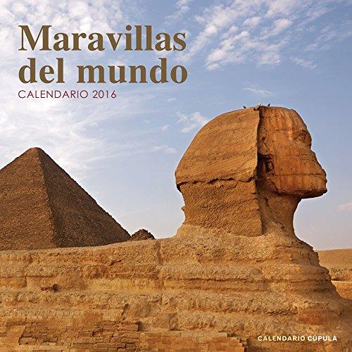 Calendario Maravillas Del Mundo 2016