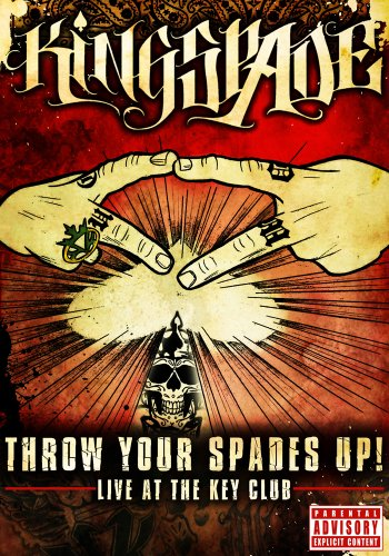 Kingspade - Throw Your Spades Up! - Live At The Key Club [2007] [Edizione: Regno Unito]