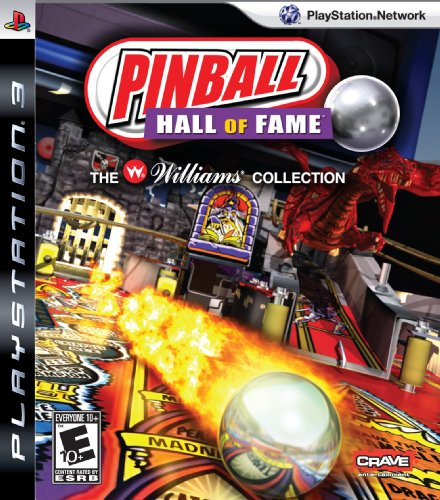 Pinball Hall Of Fame: The Williams Collection (PS3)