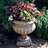 Large Garden Planter - Buckingham Urn Stone Plant Pot
