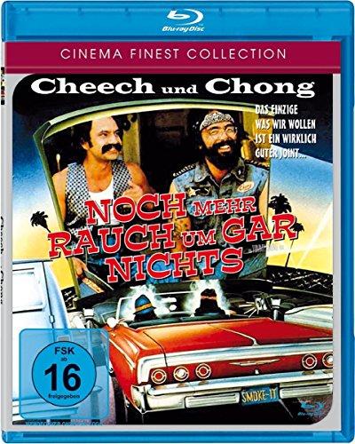 Cheech & Chong - Noch mehr Rauch um gar nichts [Blu-ray]