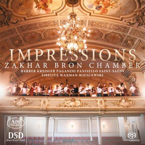 SACD : Zakhar Bron Chamber - Impressions (Hybrid SACD)