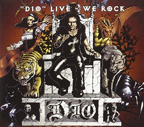 Dio Live - We Rock [CD + DVD]