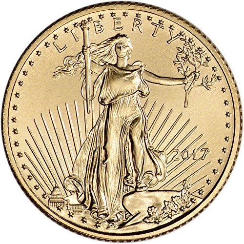 2017 American Gold Eagle 5