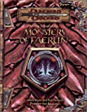 Monster Compendium: Monsters of Faerun (AD&D Accessory)(James Wyatt/Rob Heinsoo)