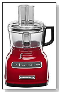KitchenAid KFP0722ER 7-Cup Food Processor with Exact Slice System
