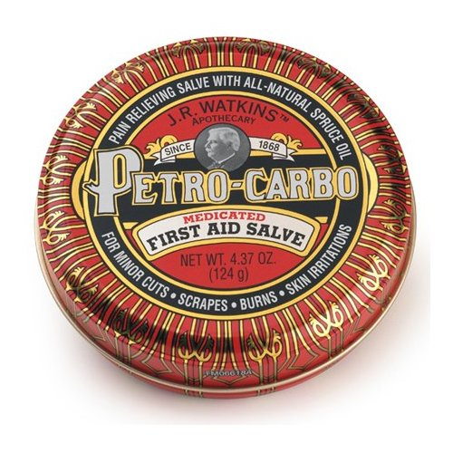 Best Price J.R. Watkins Apothecary Petro-carbo medicated first aid salve 4.37 oz