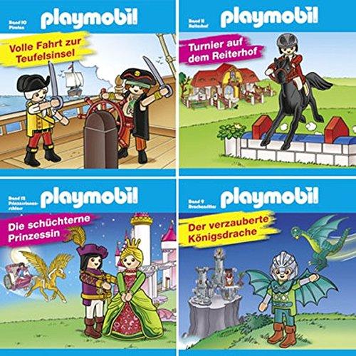 Mini-Bücher Playmobil 9-12 (4er-Set)