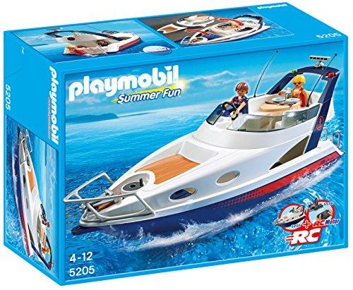 Playmobil Vacaciones - Yate de lujo, playset (5205)