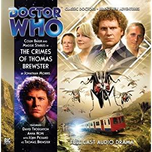 The Crimes of Thomas Brewster  - Jonathan Morris