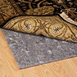 Duo-Lock Reversible Felt and Rubber Non-Slip Rug Pad, Size: 8 x 10 Rug Pad