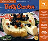 MasterCook: The Complete Suite Featuring Betty Crocker's Recipes