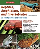 img - for Reptiles, Amphibians, and Invertebrates: An Identification and Care Guide book / textbook / text book