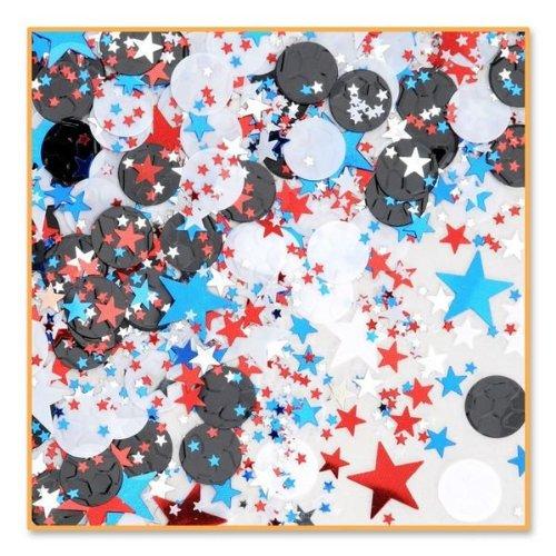 Beistle CN088 Soccer Star Confetti