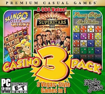 Casino 3 Pack