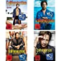 Californication - Season/Staffel 1-4 Set deutsch [8 DVDs]