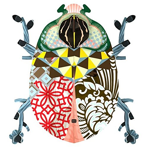 MIHO - Miho Beetle John décoration murale scarabée