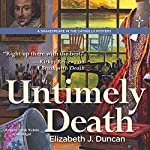 Untimely Death: A Shakespeare in the Catskills Mystery, Book 1 | Elizabeth J. Duncan