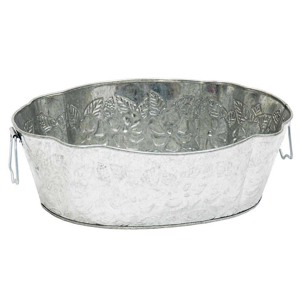 Galvanized Embossed Tub 0