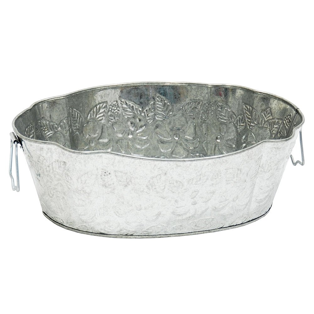 Galvanized Embossed Tub