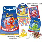 Tinti Badeparty 3er-Pack