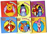 Disney Disney Winnie the Pooh 6 Books Collection Slipcase Pack Set (Shapes, Seasons, Opposites, Food, Count on Us, Colours)