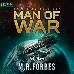 Man of War Audiobook