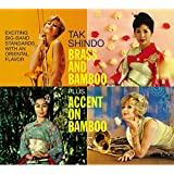 Tak Shindo. Brass and Bamboo / Accent on Bambo. Exciting Big-Band Standards with an Oriental Flavor