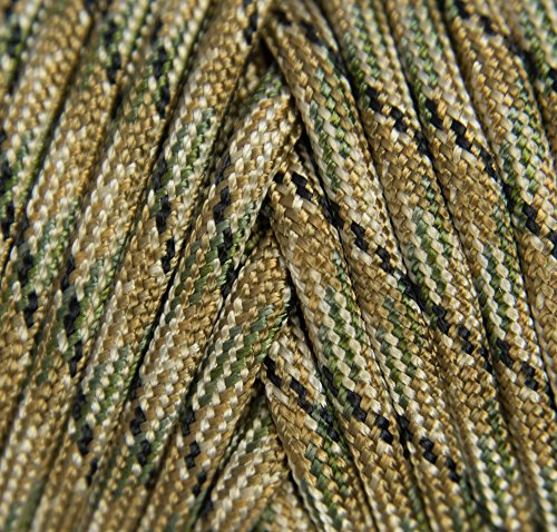 MIL-C-5040 Genuine USA made PARACORD 550 As issued to USA Military Forces