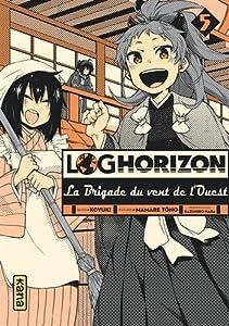 Log Horizon : La brigade du vent de l'ouest Edition simple Tome 5