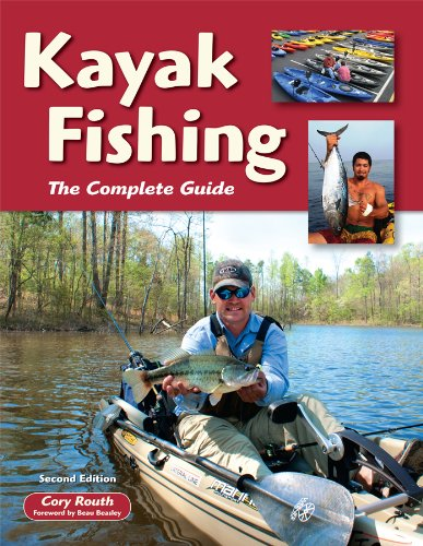 Kayak fishing the complete guide sporting goods water for Fishing kayak brands