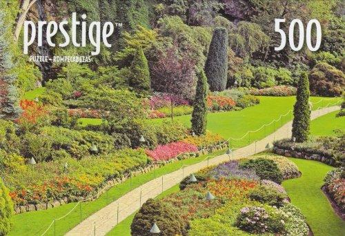 Prestige Puzzle - Sunken Gardens Butchart 500 Pc