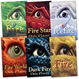Chris D'Lacey The Fire Within Pack, 6 books, RRP £38.94 (Dark Fire; Fire Eternal; Fire Star; Fire World; Icefire; The Fire Within).