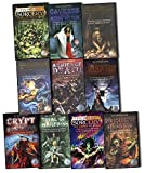 Ian Livingstone & steve Jackson Fighting Fantasy 10 Books Collection Pack By Ian Livingstone & Steve Jackson(Crypt of the Sorcerer,Forest of Doom,Sorcery!,Caverns of the Snow Witch,Sorcery! 2,Trial of Champions, Sorcery! 3,Armies of Death, Sorcery! 4,Ret