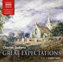 Great Expectations Audiobook by Charles Dickens Narrated by Anton Lesser