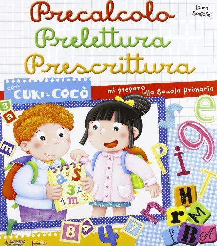 Libro precalcolo prelettura prescrittura per la scuola - Libri di scuola materna stampabili gratuitamente ...