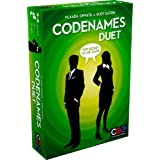 Codenames: Duet - The Two Player Word Deduction Game (Color: Multi-colored)
