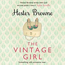 The Vintage Girl (       UNABRIDGED) by Hester Browne Narrated by Cathleen McCarron