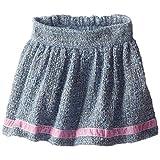 Hartstrings Little Girls' Knit Boucle Skirt