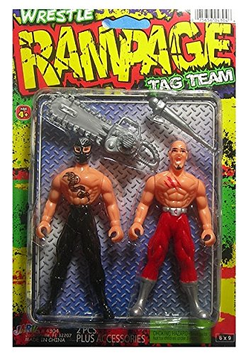 Wrestle Rampage Tag Team
