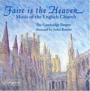 Faire Is The Heaven (William Harris) - King's College ...