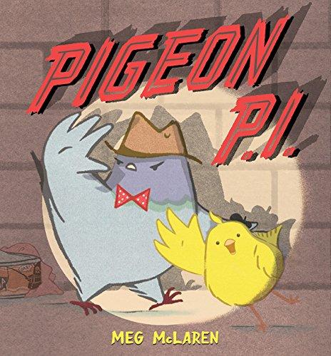 Pigeon P.I. [McLaren, Meg] (Tapa Dura)