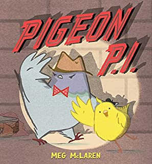 Book Cover: Pigeon P.I.