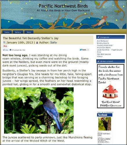 Pacific Northwest Birds инвентарь для турпоходов northwest china northwest