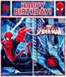 Amscan Spider-Man Scene Setter Wall Decorating Kit