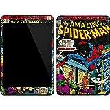 Marvel Comics iPad Mini (1st & 2nd Gen) Skin - Marvel Comics Spiderman Vinyl Decal Skin For Your iPad Mini (1st & 2nd Gen) (Color: Black, Tamaño: Large)