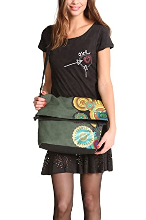 80caebdfa074a ... lesen schreiben Käufer Aufrufe kurz vor kaufen DESIGUAL 46X5019 Bols  Ibiza Twist Circle Damen Handtasche