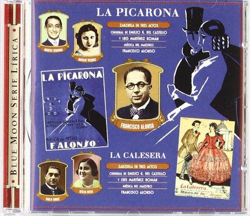 La Picarona - La Calesera - various artist - CD