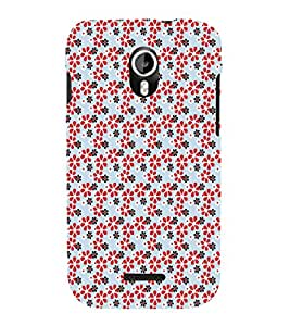 EPICCASE excited blossoms Mobile Back Case Cover For Micromax Canvas Magnus A117 (Designer Case)